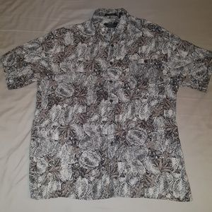 Mens Expressions Button Down